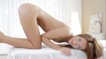 Alexis Brill in 'Sweaty Massage'